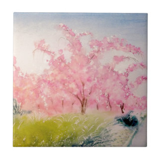 Sakura 桜 tiles