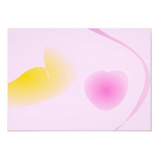 Sakura 13 Cm X 18 Cm Invitation Card
