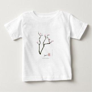 sakura and 7 pink birds 1, tony fernandes baby T-Shirt