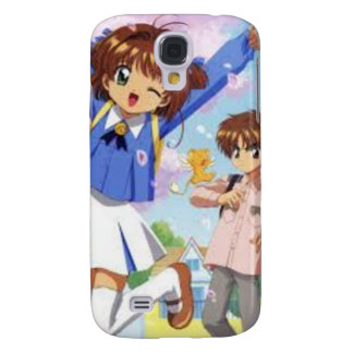 Sakura and Syaoran Galaxy S4 Case