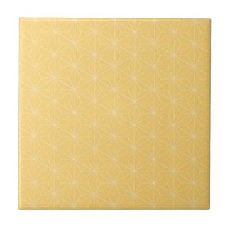 Sakura Batik Pattern Tile