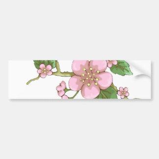 Sakura Blossoms Bumper Sticker