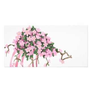 Sakura Bouquet Picture Card