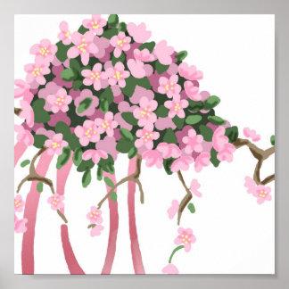 Sakura Bouquet Poster