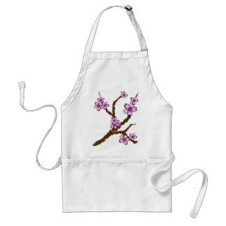 Sakura Branch Apron