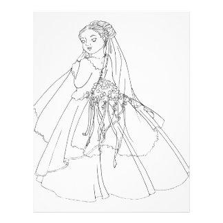 Sakura Bride Full Color Flyer