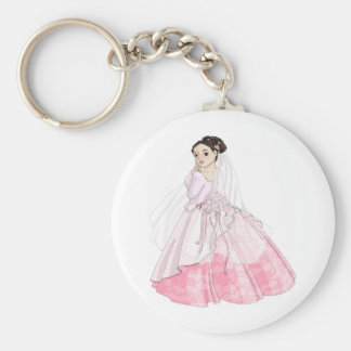 Sakura Bride Keychain