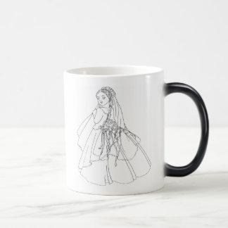 Sakura Bride Morphing Mug