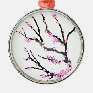 Sakura Cherry Blossom 21,Tony Fernandes Christmas Ornament