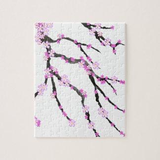 Sakura Cherry Blossom 22,Tony Fernandes Jigsaw Puzzle