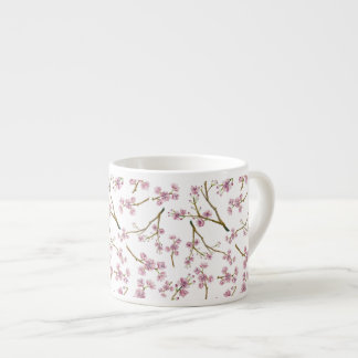 Sakura Cherry Blossom Print Espresso Cup
