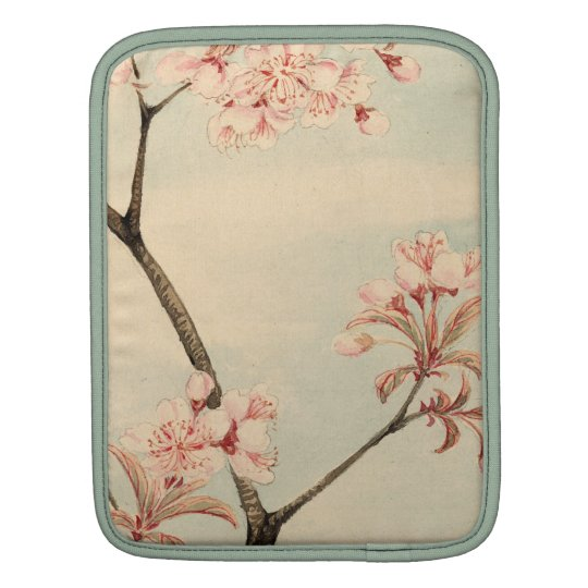 Sakura cherry iPad Rickshaw Sleeve Sleeves For iPads