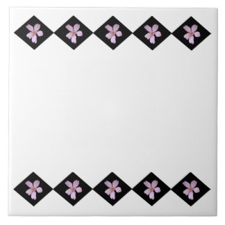 Sakura Diamonds Trivet Large Square Tile