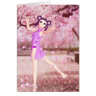 Sakura Dream Card
