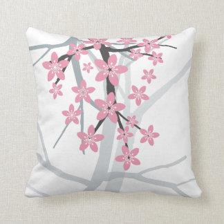 Sakura Floral Pillow