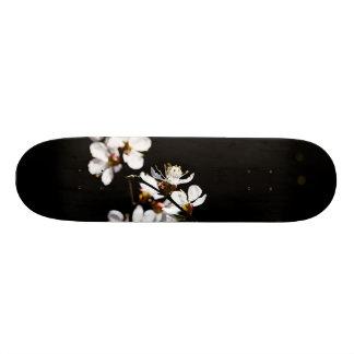 Sakura flowers 19.7 cm skateboard deck