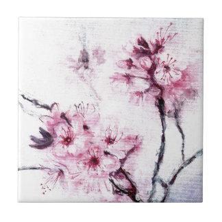 Sakura II Ceramic Tile