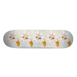 Sakura - Japanese cherry blossom 21.3 Cm Mini Skateboard Deck