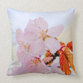 Sakura - Japanese cherry blossom Throw Pillow