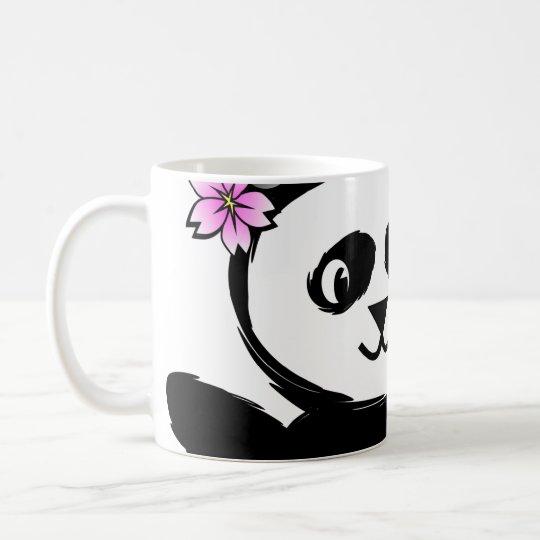 Sakura Panda Coffee Mug