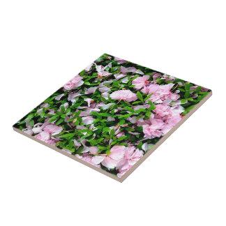 sakura petals タイル