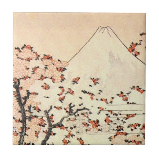 Sakura Small Square Tile