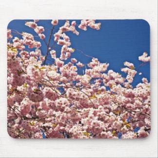 Sakura Tree Mouse Pad