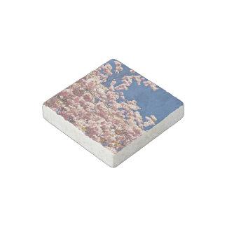 Sakura Tree Stone Magnet