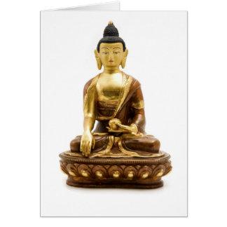 Sakyamuni Buddha Card