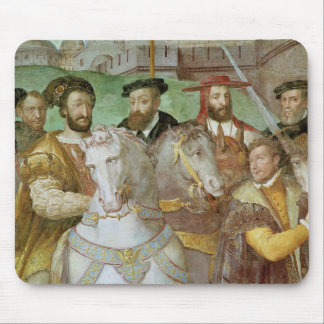 Sala dei Fasti Farnese Mouse Mat