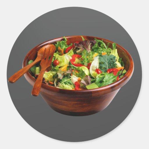 Salad Bowl Sticker