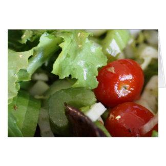 Salad! Card