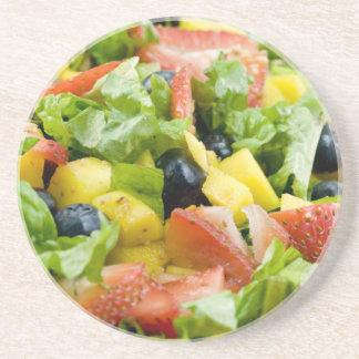 Salad Beverage Coaster