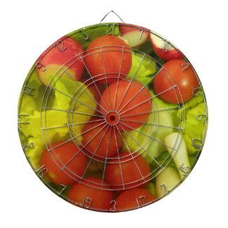 Salad Vegetables Dart Board