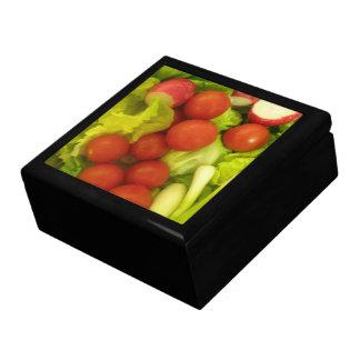 Salad Vegetables Gift Box