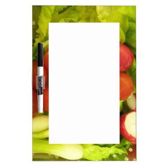 Salad Vegetables Memo Board