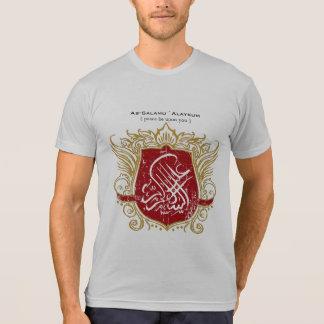 Salam Islamic Shield Tees