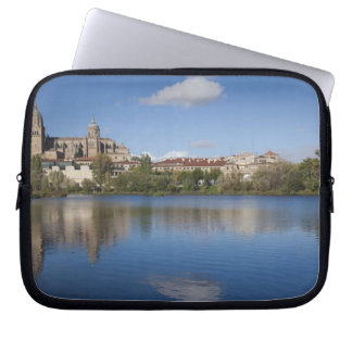 Salamanca Cathedrals and town Laptop Sleeve