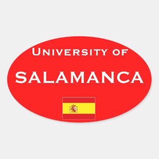Salamanca European-style Sticker