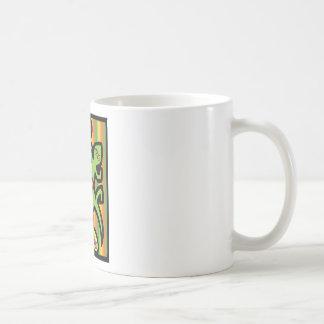 salamandar basic white mug