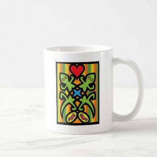 salamandar coffee mug