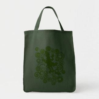 Salamander Tote Bags