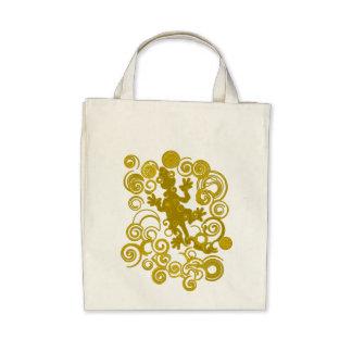 Salamander Canvas Bag