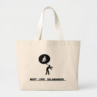 Salamander Lover Canvas Bag