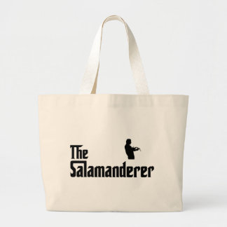 Salamander Lover Canvas Bags