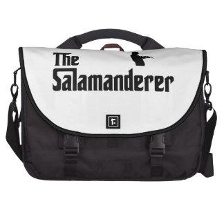 Salamander Lover Computer Bag