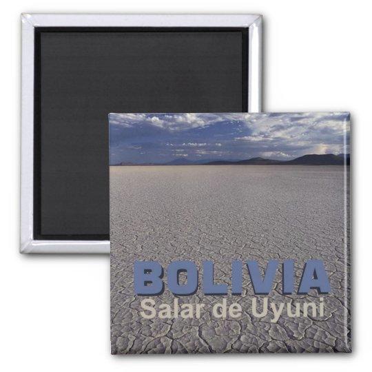 Salar de Uyuni Bolivia Travel Souvenir Magnet