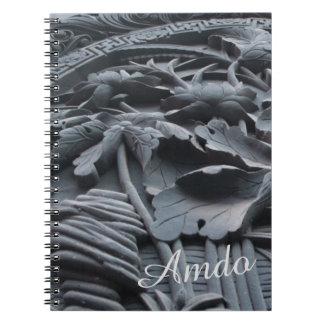 Salar Muslim Decoration Notebook