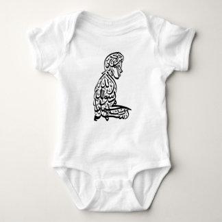 Salat Shahada Islam Muslim Infant Baby T-Shirt