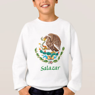 Salazar Mexican National Seal Sweatshirt